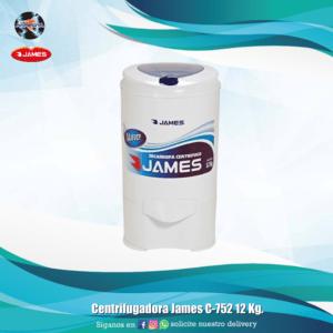Centrifugadora James
