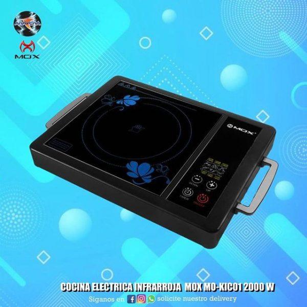 Cocina Eléctrica Infrarroja Mox MO-KIC01