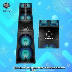 PARLANTES SONY V900