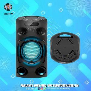 PARLANTE SONY MHC-V02