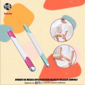 Aparato de Masaje Anticelulítico Cellulite Releazer COMPACT