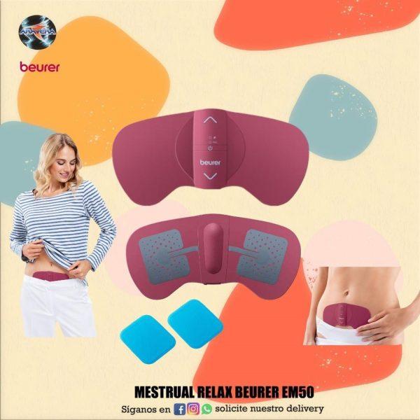 Mestrual Relax Beurer EM50 👱♀️👩🦱👩🦰