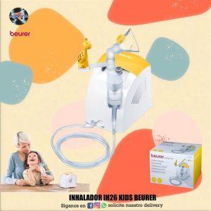 Inhalador IH26 kids Beurer 🌬💨🌨