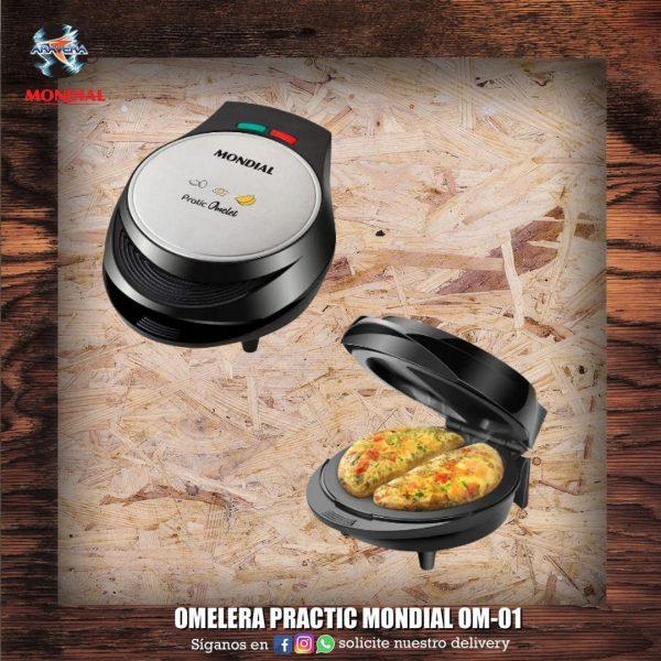 OMELERA Mondial OM-01 🥚🍳🧇
