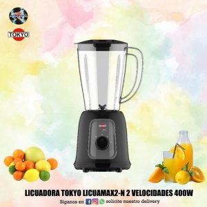 licuadora tokyo licuamax 4 velocidades 1.5 lts
