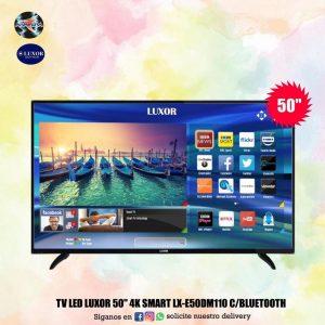 "TV LED 50"" LUXOR C/BLUEOOTH"