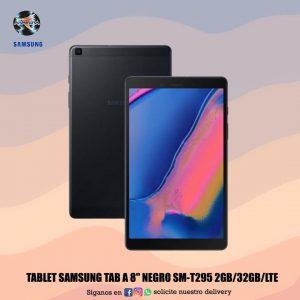 """TABLET SAMSUNG TAB 8""""NEGRO SM -T295"""