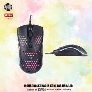 Mouse Kolke Hades LGM-488 usb/Led 💻