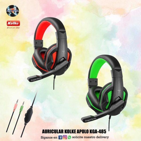 auricular kolke gamer kga-485