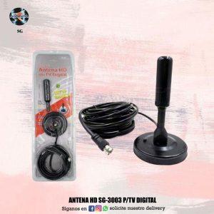 ANTENA HD SG-3003 P/ TV DIGITAL ☑�☑�