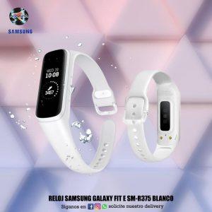 Reloj Samsung Galaxy Fit E SM-R375 blanco⌚️📱📲