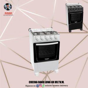 Cocina Dako Luna 4H hv.tv.Mi 🍱🍲🍵