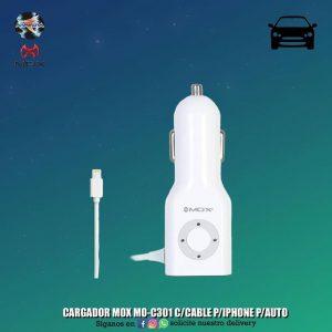 CARGADOR MOX MO-C301