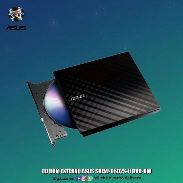 CD ROM EXTERNO ASUS